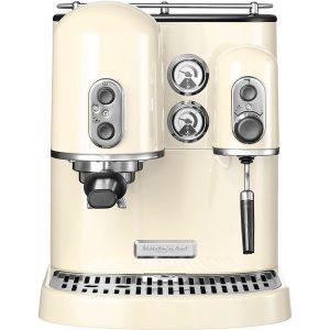KitchenAid KA Artisan Espressomaskin Creme